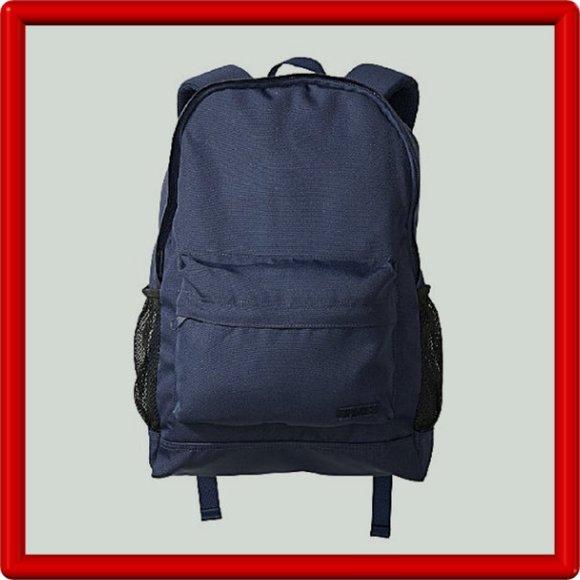 Pink Victoria's Secret Backpack Navy Blue NEW
